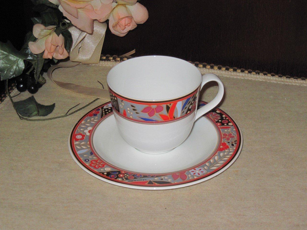 hutschenreuther camaro bone china tasse und unterteller top. Black Bedroom Furniture Sets. Home Design Ideas
