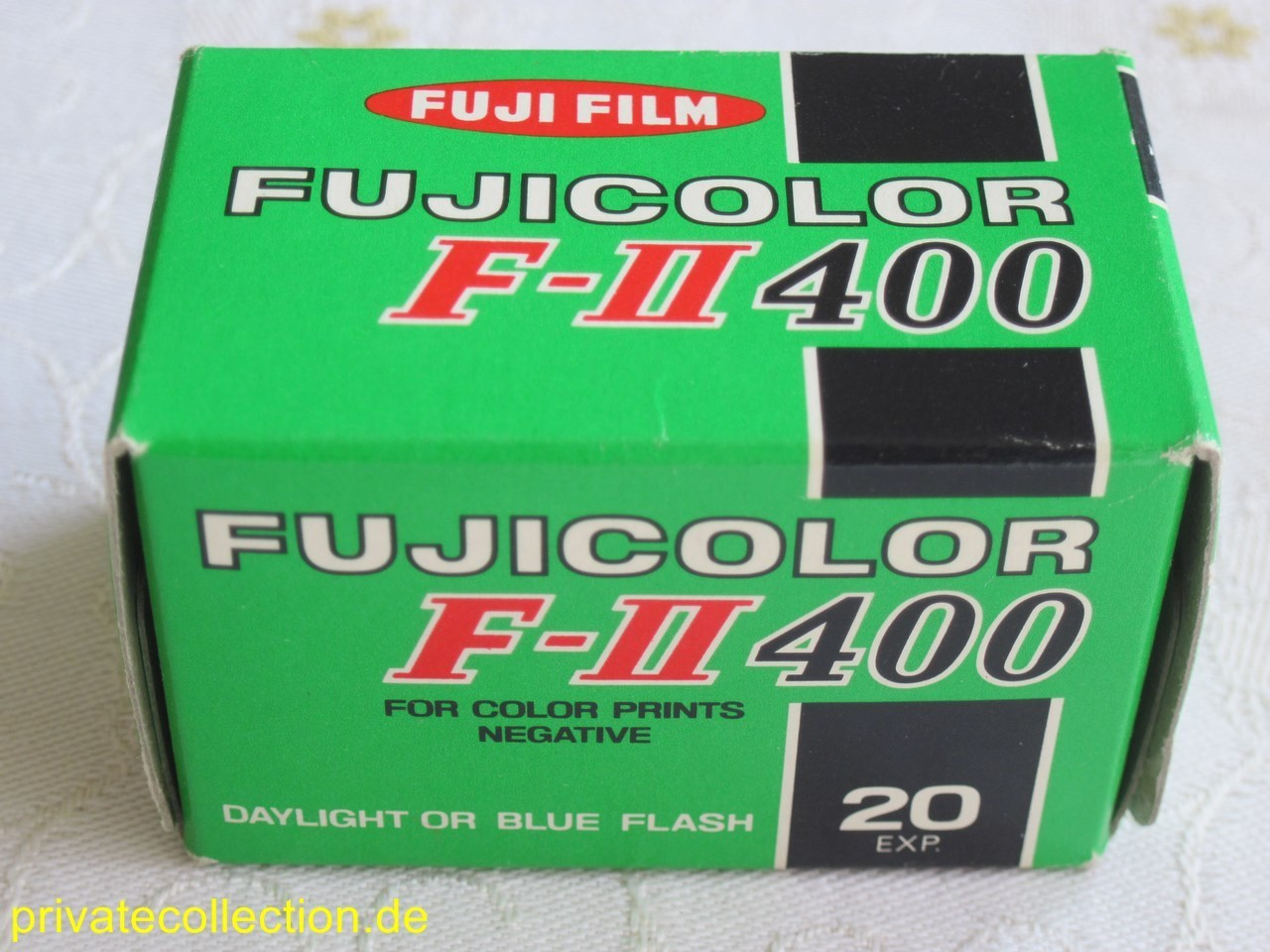 FUJI F-II 400 COLOR EXPIRED 1979 RARE 35mm