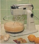 Alexanderwerk 4900 food processor white